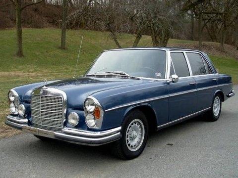 Mercedes-benz 300sel