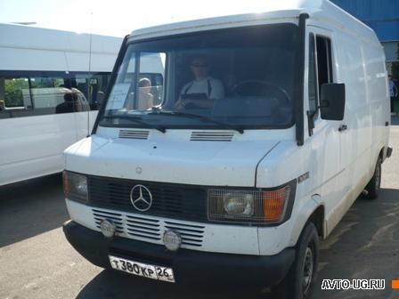 Mercedes-benz 308d