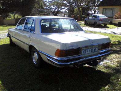 Mercedes-benz 350se