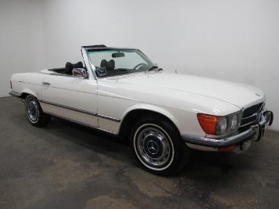 Mercedes-benz 350sl