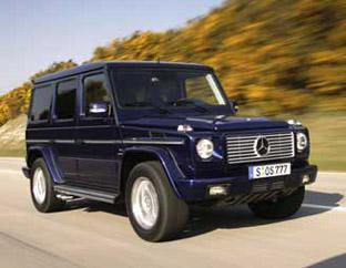Mercedes-benz 4×4