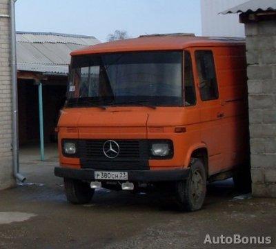 Mercedes-benz 508d