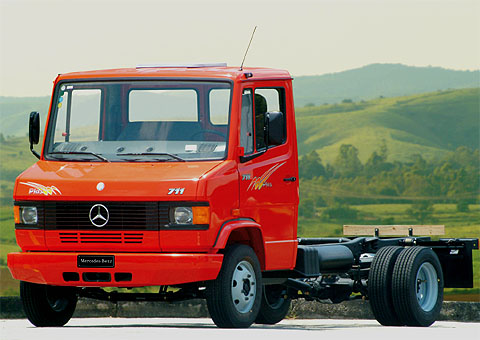 Mercedes-benz 711