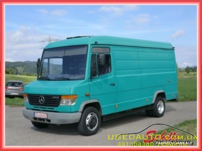 Mercedes-benz 815d