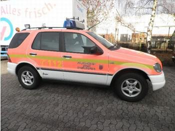 Mercedes-benz ambulance