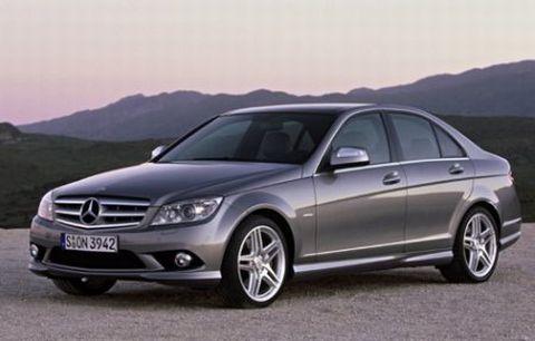 Mercedes-benz cgi