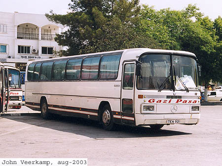 Mercedes-benz coach