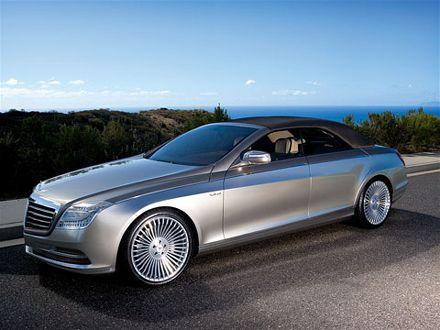 Mercedes-benz drive