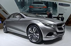 Mercedes-benz f