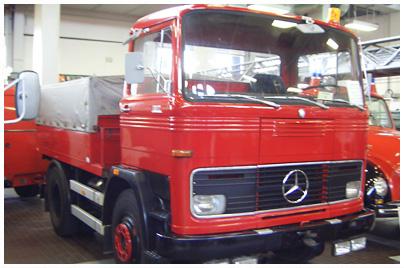 Mercedes-benz lps