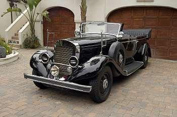 Mercedes-benz replica