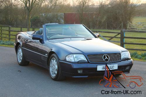 Mercedes-benz sl320