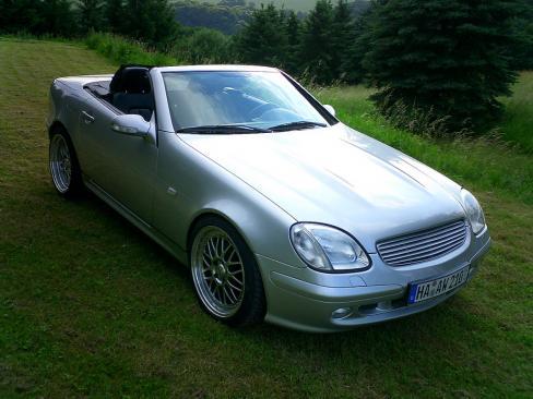 Mercedes-benz slk230