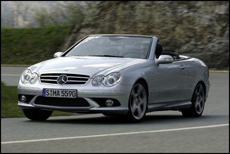 Mercedes-benz v8