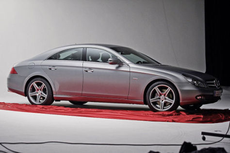 Mercedes grand