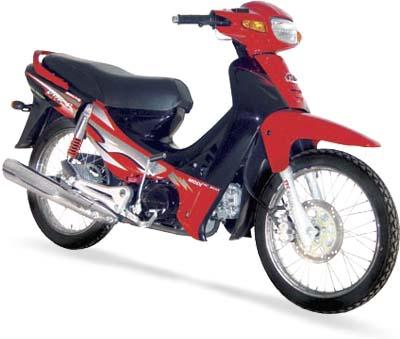Modenas 100
