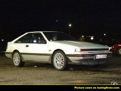 Nissan 180zx