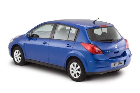 Nissan model