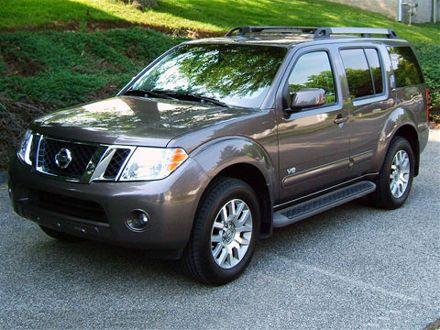 Nissan v6