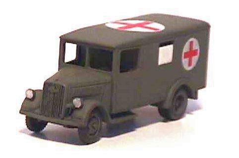 Opel ambulance