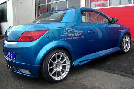 Opel cabriolet