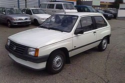 Opel cors
