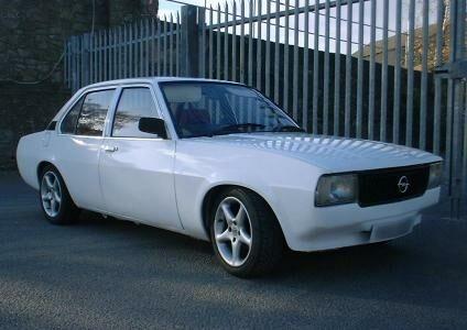 Opel mancona