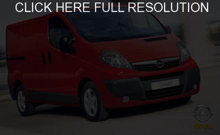 Opel varebil