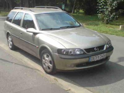 Opel vectra-