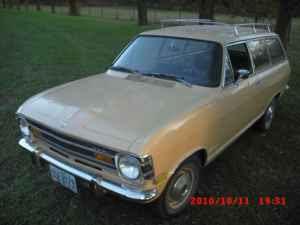 Opel wagon