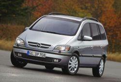 Opel zafria