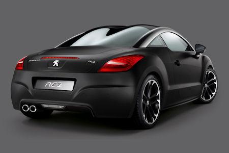 Peugeot asphalte