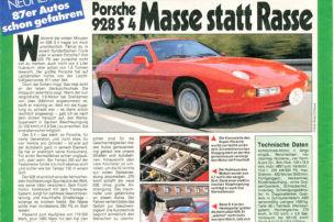 Porsche s4