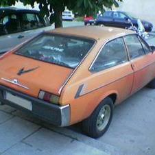 Renault 15ts