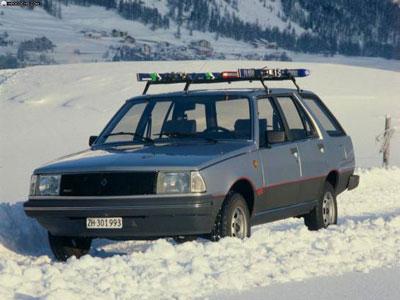 Renault 4×4
