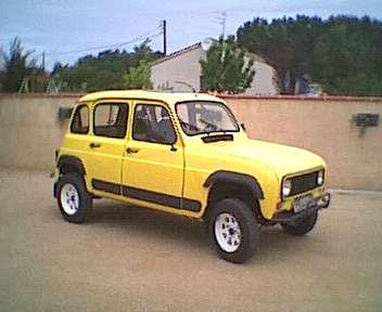 Renault sinpar
