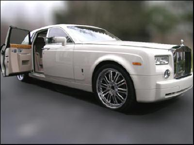 Rolls royce h.p.