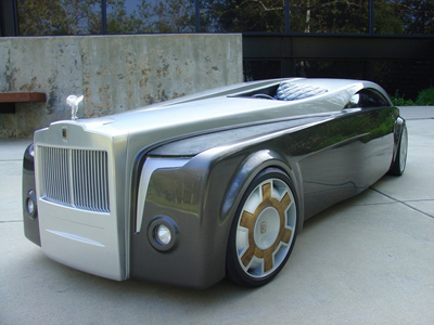 Rolls royce model