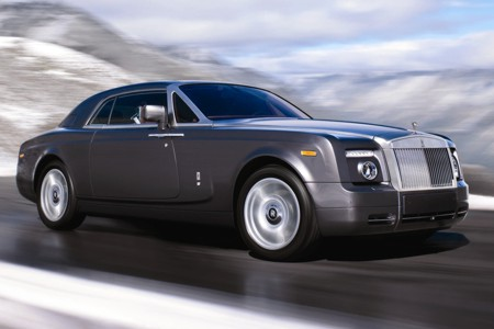 Rolls royce with