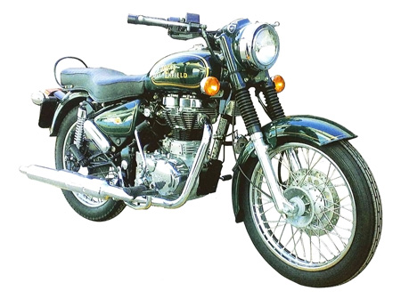 Royal enfield bullett