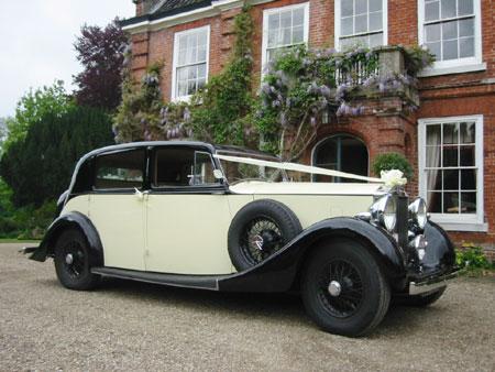 Royce car