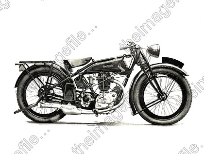 Rudge four