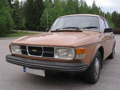 Saab 99gl