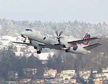 Saab air