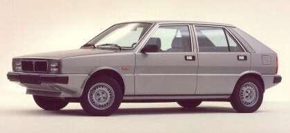 Saab lancia