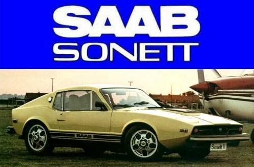 Saab sonet