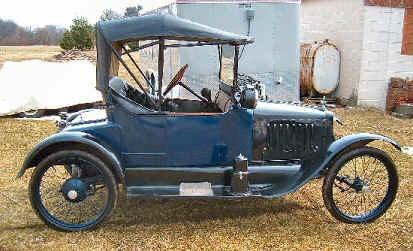 Saxon roadster