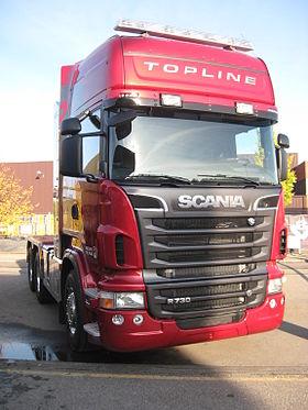 Scania 3-series