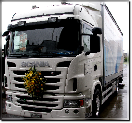 Scania 4×2