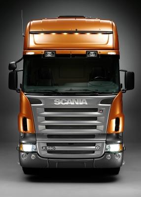 Scania 580